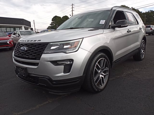 Ford Explorer 2019 price $39,990