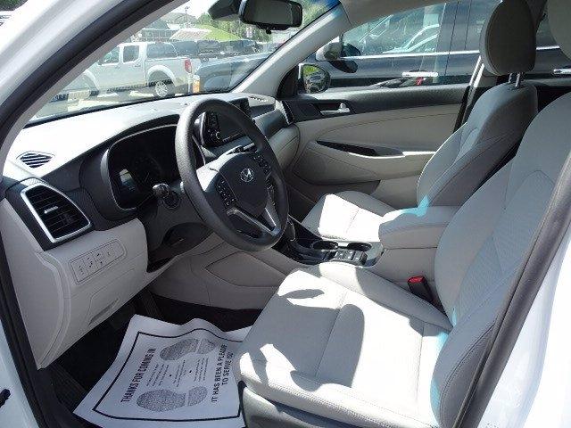 Hyundai Tucson 2019 price $19,758