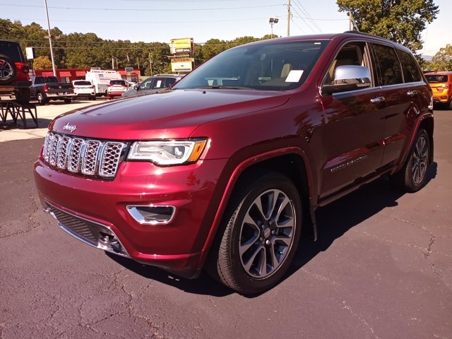 Jeep Grand Cherokee 2018 price $34,550