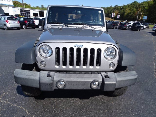 Jeep Wrangler Unlimited 2016 price $29,998