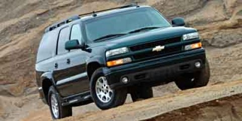 Chevrolet Suburban 2003 price Call for Pricing.