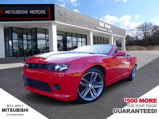 Chevrolet Camaro 2014 price $17,990
