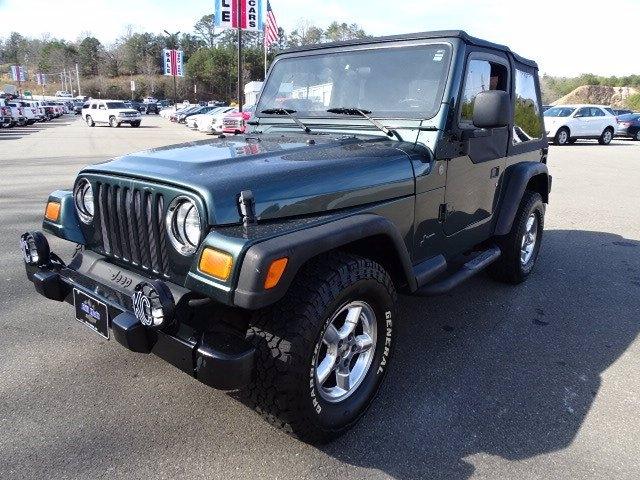 Jeep Wrangler 2004 price $8,995