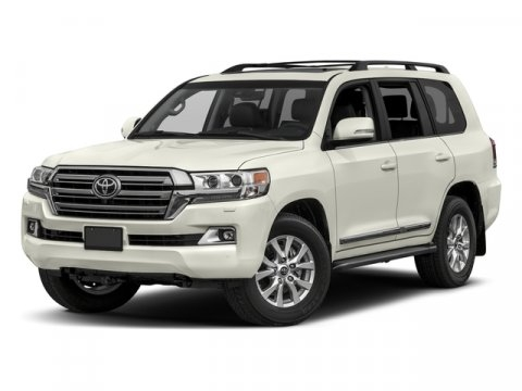 Toyota Land Cruiser 2017 price $65,990