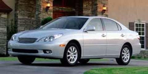 Lexus ES 300 2003 price Call for Pricing.