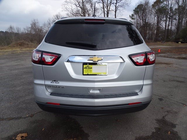 Chevrolet Traverse 2017 price $21,550