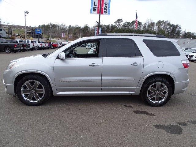 GMC Acadia 2011 price Call for Pricing.
