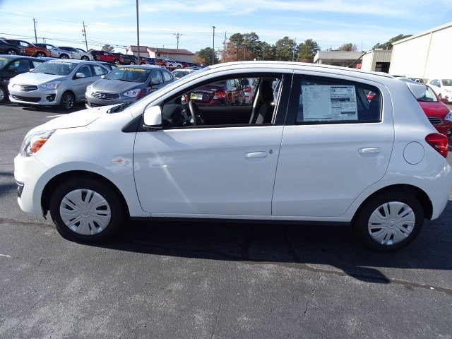 Mitsubishi Mirage 2020 price $15,990