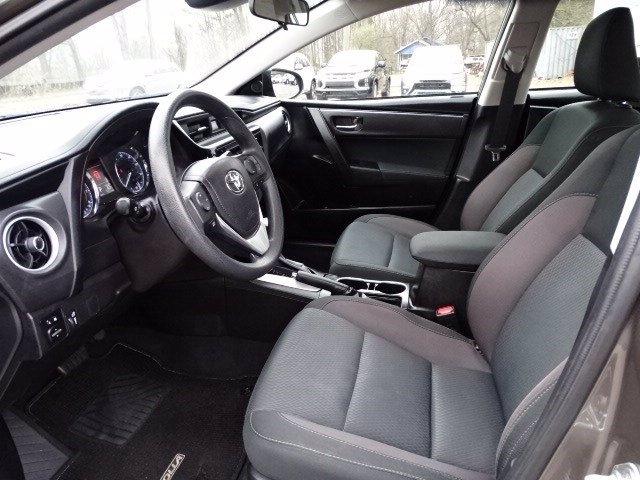 Toyota Corolla 2017 price $14,990