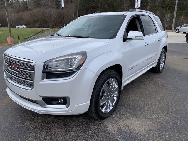 GMC Acadia 2016 price Call for Pricing.