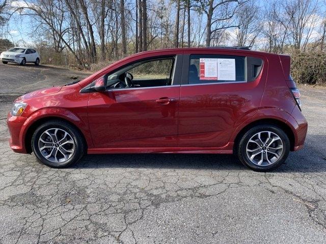 Chevrolet Sonic 2019 price $14,998