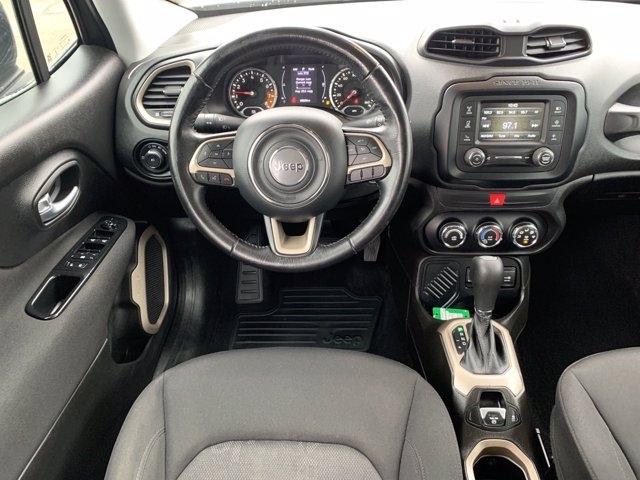 Jeep Renegade 2017 price $16,559