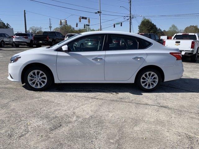 Nissan Sentra 2019 price $16,217