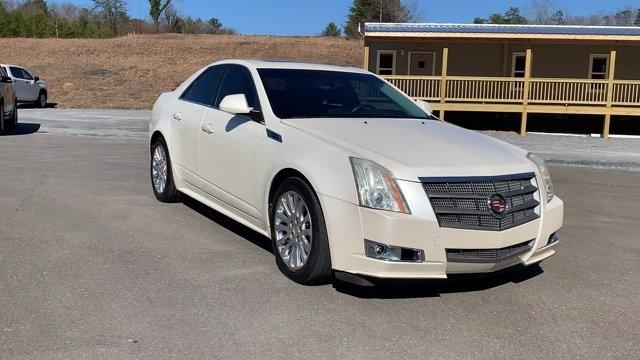 Cadillac CTS Sedan 2010 price $8,995