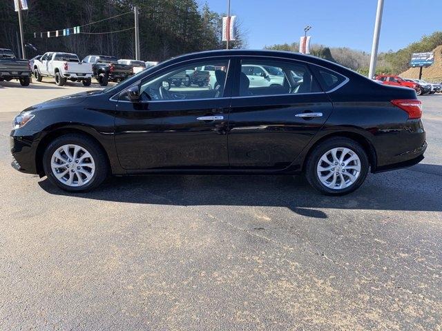 Nissan Sentra 2019 price $15,910