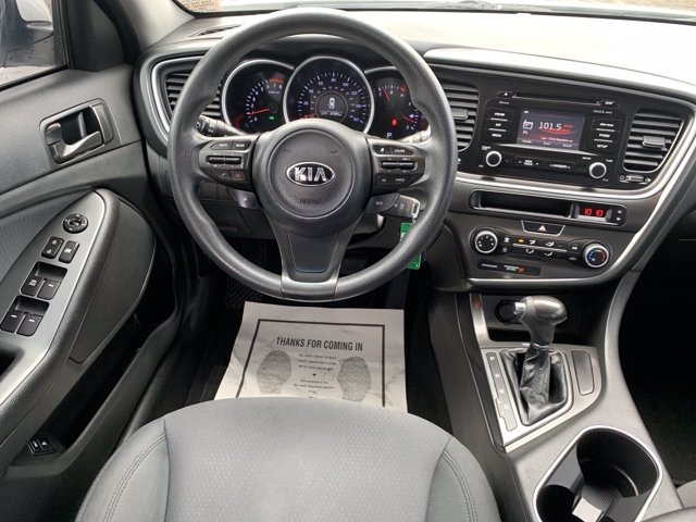 Kia Optima 2015 price $13,550