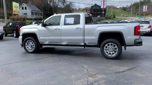 GMC Sierra 2500HD 2018 price $54,516