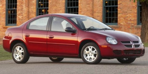 Dodge Neon 2005 price Call for Pricing.