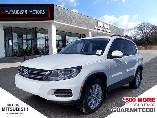 Volkswagen Tiguan Limited 2017 price $18,991