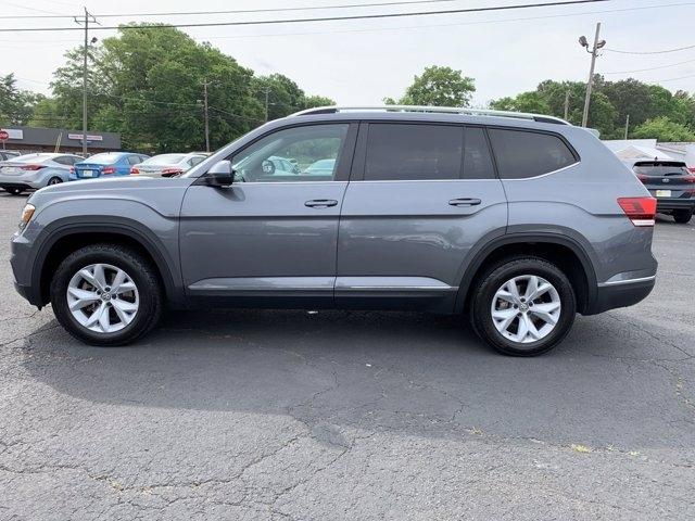 Volkswagen Atlas 2018 price $32,190