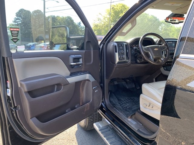 Chevrolet Silverado 2500HD Built After Aug 14 2015 price $43,050