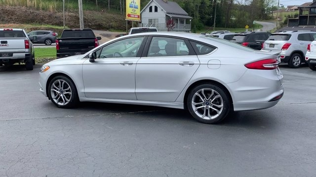 Ford Fusion 2017 price $15,998