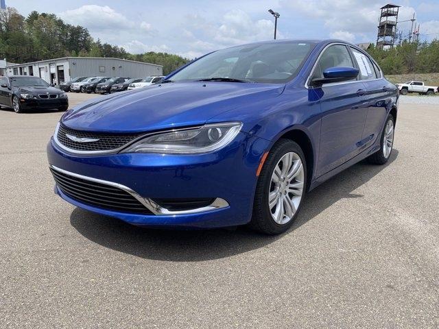 Chrysler 200 2016 price $11,998