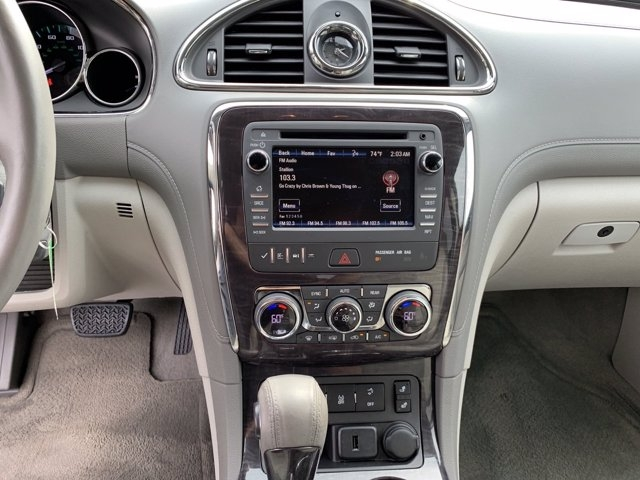 Buick Enclave 2017 price $34,770