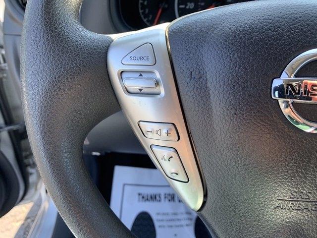 Nissan Versa Sedan 2017 price $10,991