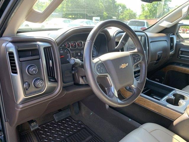 Chevrolet Silverado 1500 2018 price $44,991