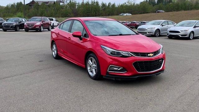 Chevrolet Cruze 2017 price $16,500