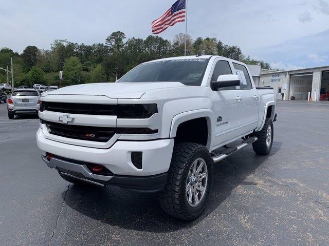 Chevrolet Silverado 1500 2018 price $46,998