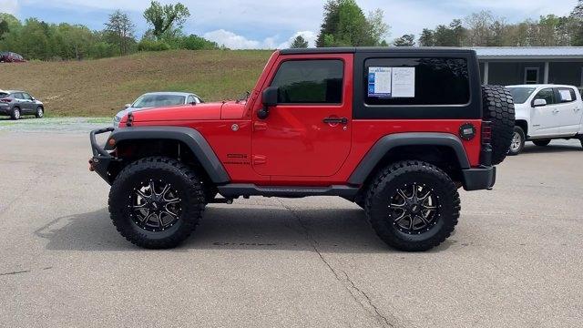 Jeep Wrangler 2015 price $26,762