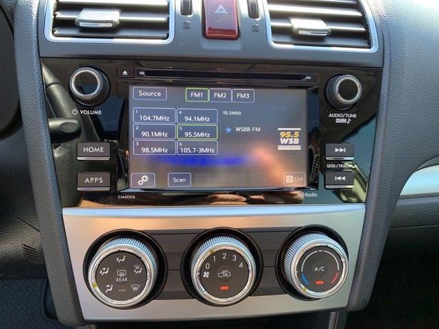 Subaru Impreza Sedan 2016 price $16,211