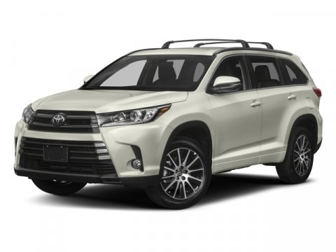 Toyota Highlander 2018 price $37,551