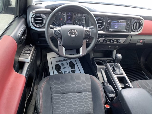 Toyota Tacoma 2017 price $36,998