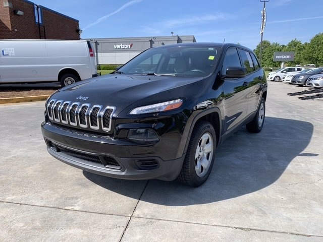 Jeep Cherokee 2017 price $20,990