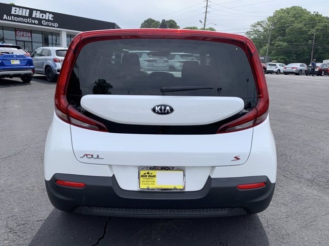 Kia Soul 2021 price $23,699