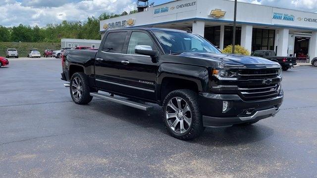 Chevrolet Silverado 1500 2018 price $51,499