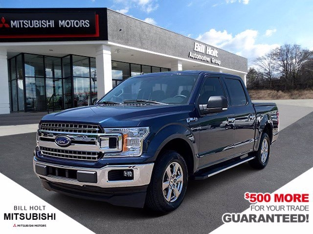 Ford F-150 2018 price $37,998