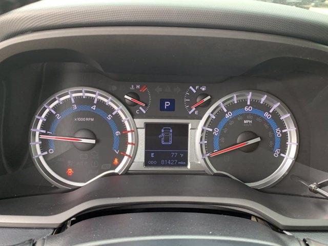 Toyota 4Runner 2018 price $41,998