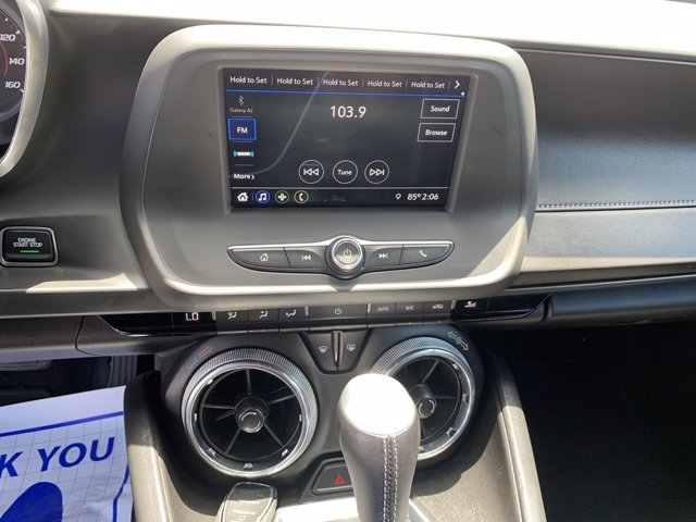 Chevrolet Camaro 2019 price $31,998