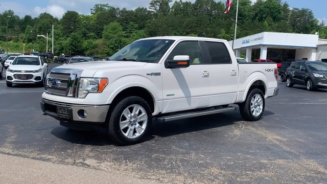 Ford F-150 2012 price $23,498