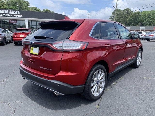 Ford Edge 2017 price $30,542