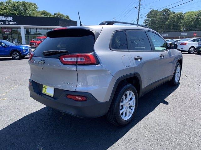 Jeep Cherokee 2017 price $23,986