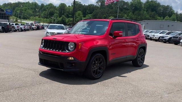 Jeep Renegade 2018 price $21,998