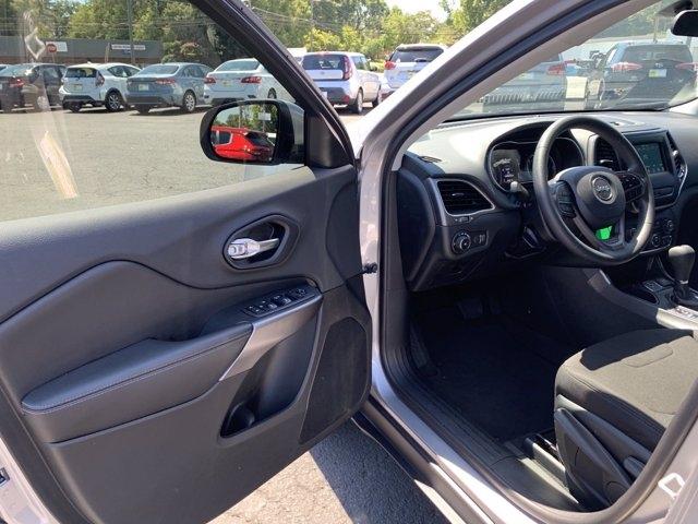 Jeep Cherokee 2019 price $25,551