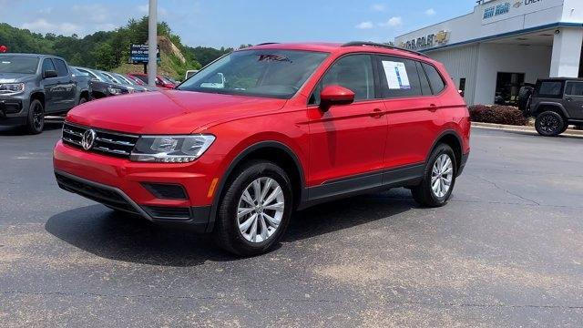 Volkswagen Tiguan 2019 price $23,998