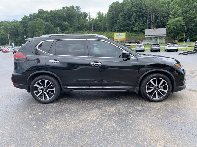 Nissan Rogue 2019 price $26,998