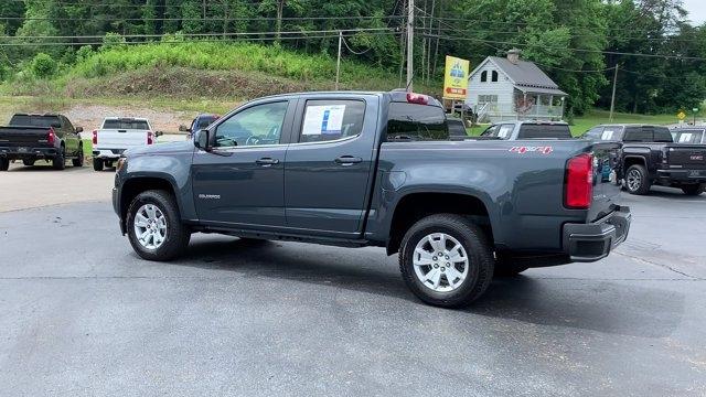 Chevrolet Colorado 2020 price $35,998